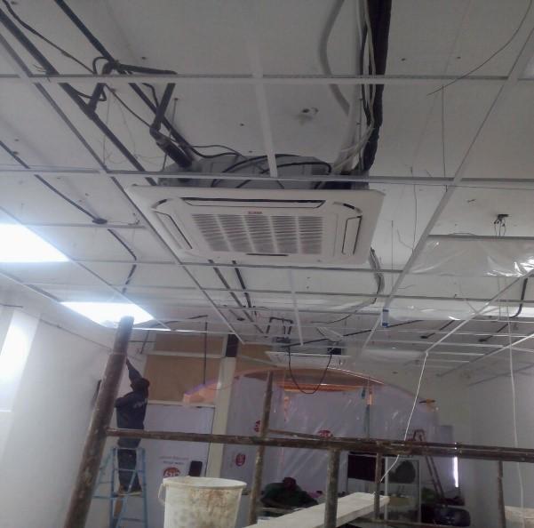 Split indoors @Telkom Nyali